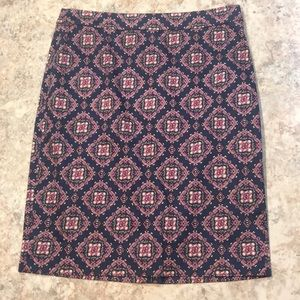 J.Crew Pencil Skirt - Size 4
